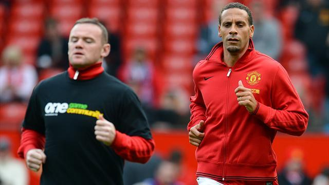 Premier League - Ferguson: Rio T-shirt row 'resolved'