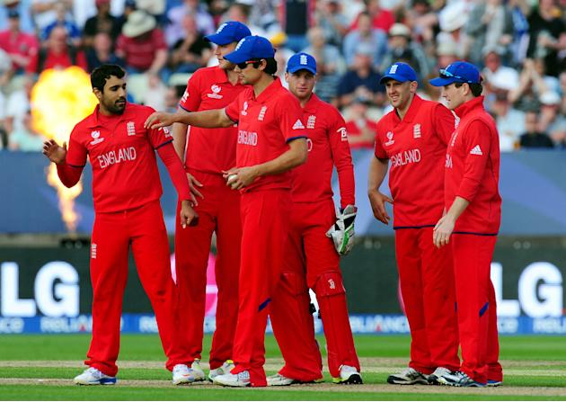 Cricket - ICC Champions Trophy - Group A - England v Australia - Edgbaston