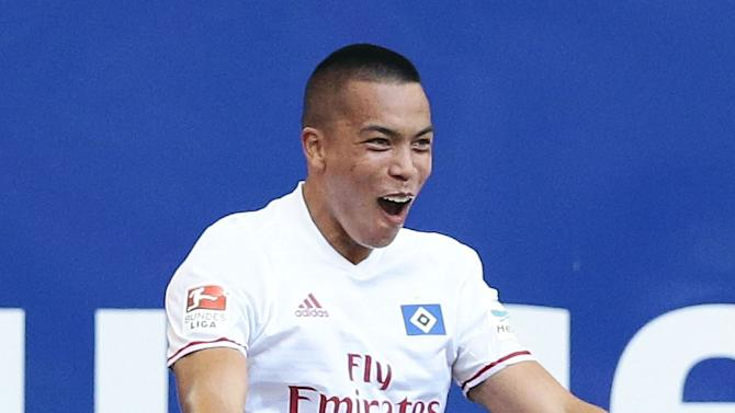 WATCH: Bobby Wood scores in Hamburg debut