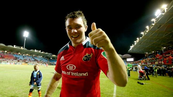 'We picked a fight and we got it', says O'Mahony after great Munster escape