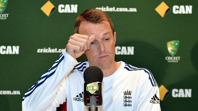 Graeme Swann has denied making veiled criticisms of his former England team-mates