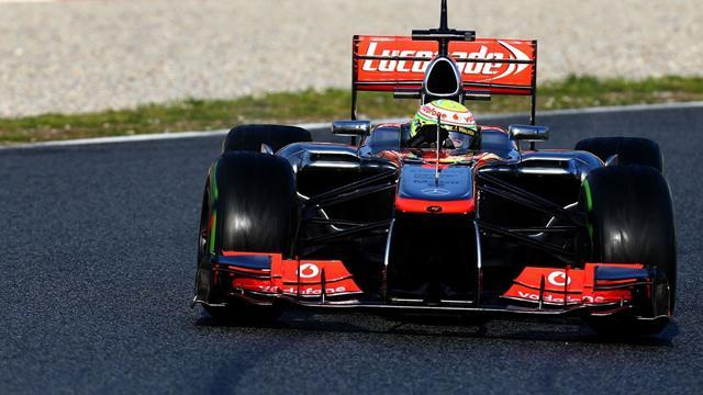 Formula 1 - McLaren will persist with troubled car