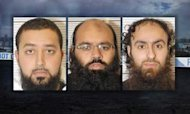 Terrorist Bomb Plot: Three Men Convicted