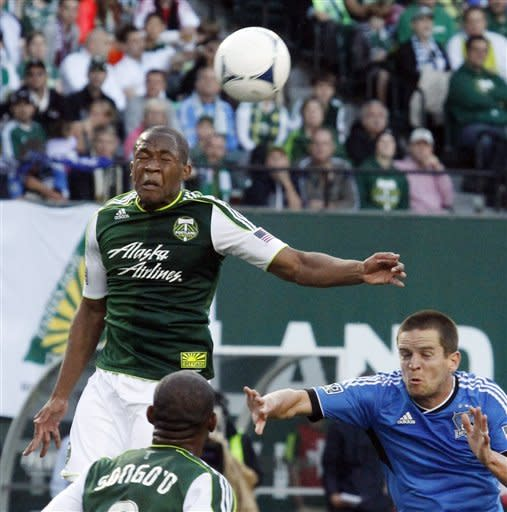 Timbers beat league-leading Earthquakes 2-1