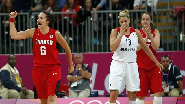Olympic Games - GB fall to Canada, France shock Aussies at Olympics