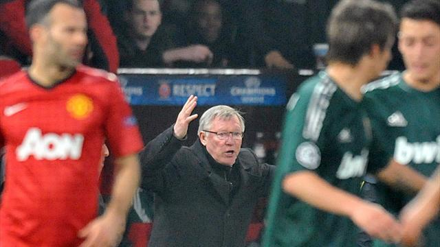 Premier League - 13 furious Fergie moments