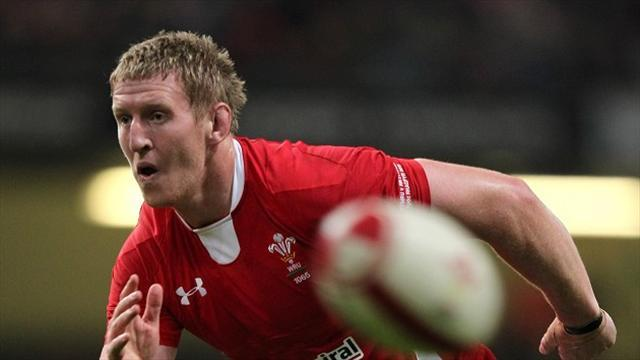 Rugby - Davies happy with Wales preparation
