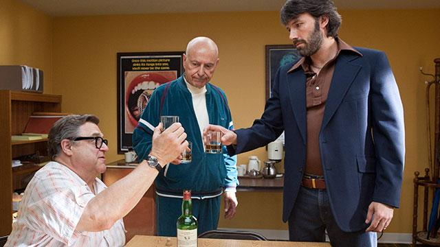 'Argo' Ascends to No. 1 at Weekend Box Office