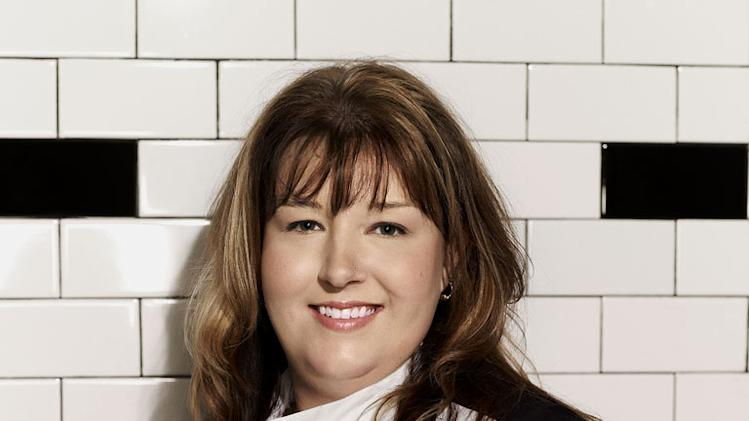 "Jennifer Normant (Boston, MA) is a contestant on the Red Team on the 9th season of ""Hell's Kitchen."""