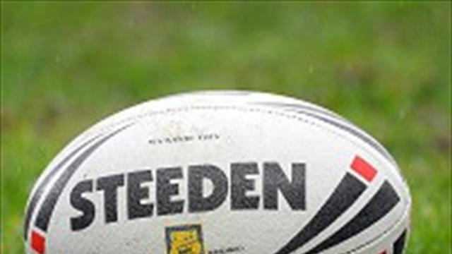 Rugby League - Walmsley set for Super League bow