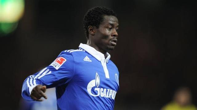 Annan loaned out by Schalke to Osasuna