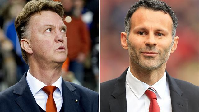 Premier League - Reports: United agree deal for Van Gaal-Giggs dream team