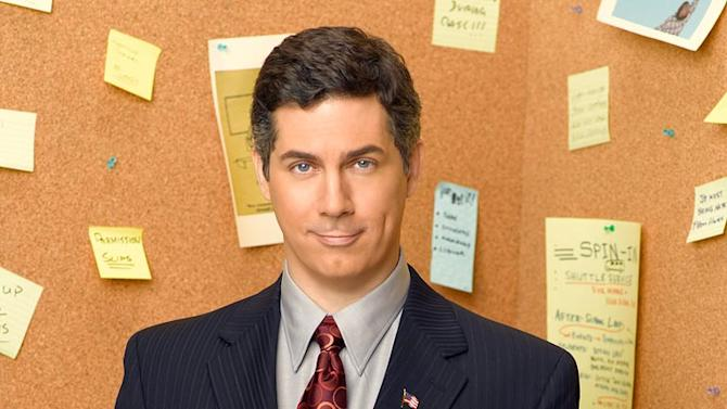 Chris Parnell stars as Vice Principal Bruce Terry on ABC Television Network's Miss Guided