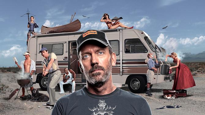"""The cast of """"House."""""""