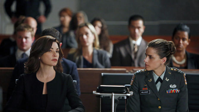 """""""The Good Wife"""" -- """"The Art of War"""""""