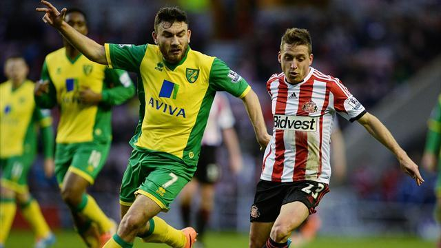 Premier League - Sunderland and Norwich play out disappointing draw