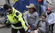 Boston Bomb Victim 'Helped Identify Suspect'