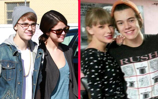 Justin Bieber, Selena Gomez, Taylor Swift et Harry Styles : Vacances en couple(s)