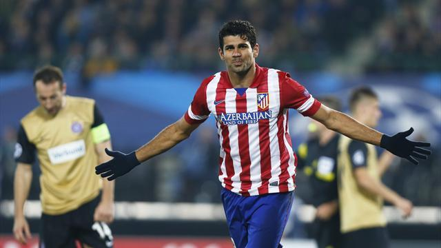 World Cup - Brazil angry as Diego Costa commits to Spain
