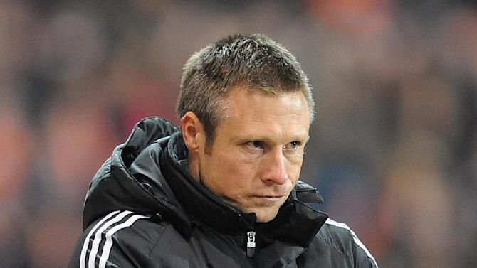 Nick Barmby was sacked by Hull in May