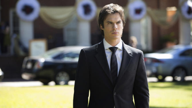 """""""The Vampire Diaries"""" -- """"My Brother's Keeper"""""""