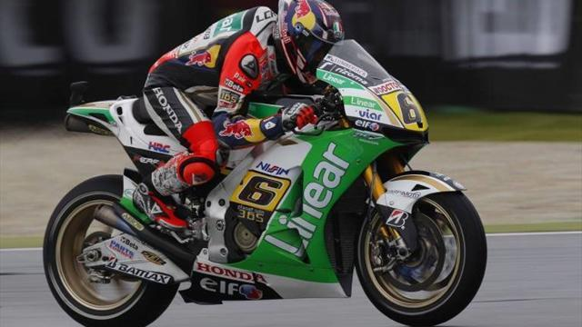 Motorcycling - Bradl calm over 2014 MotoGP deal
