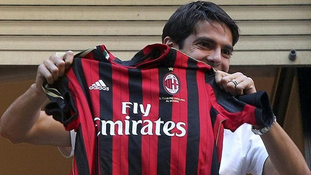 Serie A - Kaka: 'I feel like a kid'