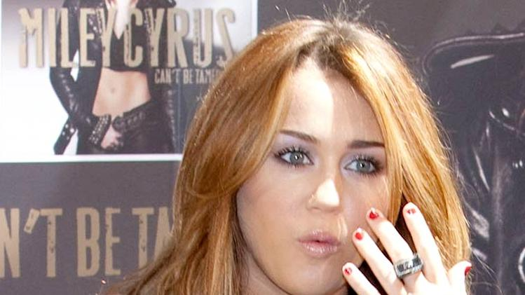 Cyrus Miley Madrid Albm Promo