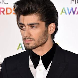 Zayn Malik of One Direction attends the BBC Music Awards at Earl's Court Exhibition Centre on December 11, 2014 in London -- Getty Images