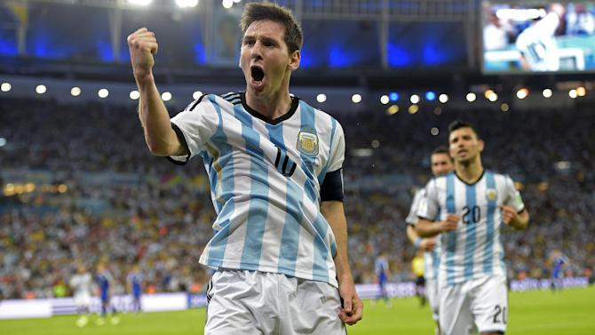 World Cup - Argentina-Iran matchpack: 'Only Miracle can save Iran'