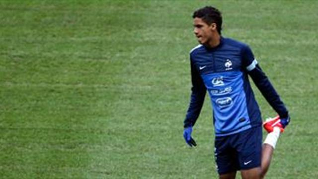 Spanish Liga - United tracking Varane