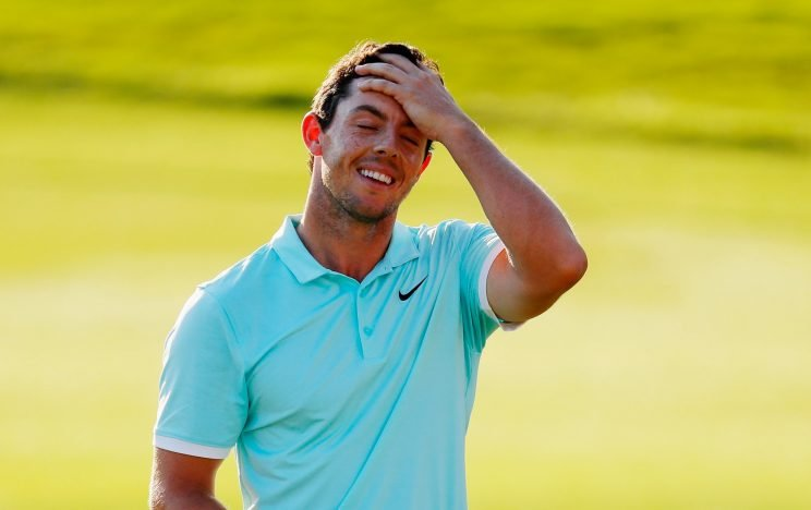 Rory McIlroy won his second playoff event this season on Sunday. (Getty Images)