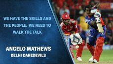 Need to win 4-5 games in the second half - Mathews