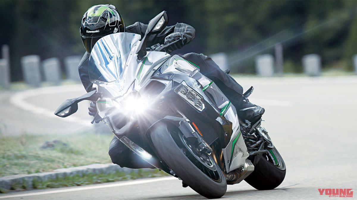 更智慧的最速跑旅 KAWASAKI「Ninja H2SX SE+」
