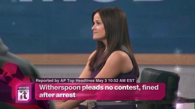 Entertainment News - Reese Witherspoon, Amber Holcomb, Carly Rae Jepsen