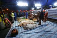 Families claim bodies of Genting bus tragedy