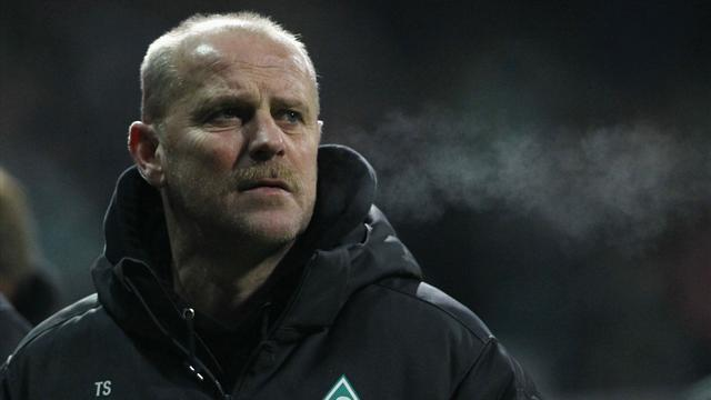 Bundesliga - Werder Bremen sack Schaaf after 14 years