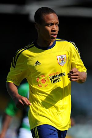 Bobby Reid has committed his future to Bristol City