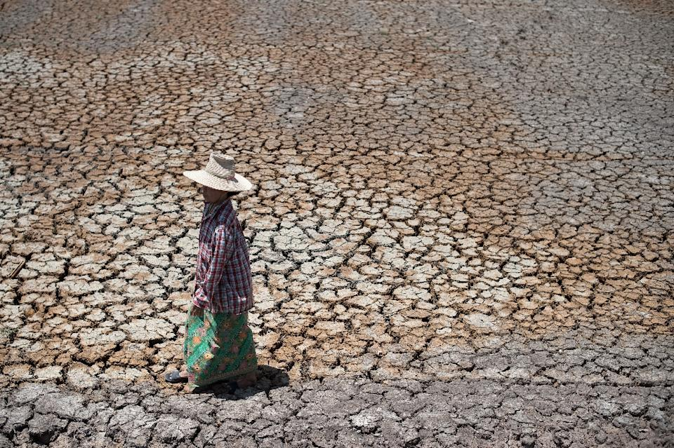 the causes of drought in thailand