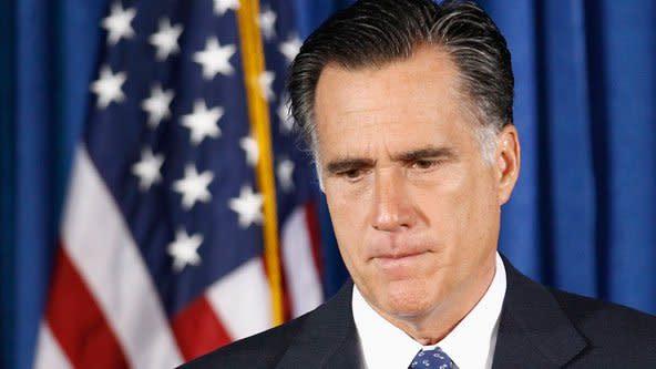 Mitt: I Would Win, But I'm Not Running