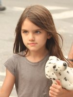 Suri Cruise named most stylish child