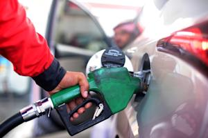Vehicles thronged petrol stations in Saudi Arabia Monday …