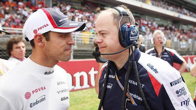 Formula 1 - Williams pins hopes on Barcelona update