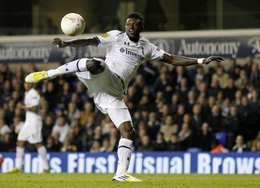 Star Adebayor keeps Togo waiting