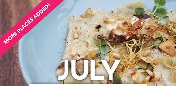 Burpple - New Restaurants, Cafes And Bars: July 2015