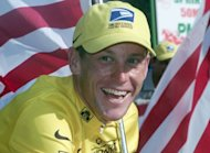 Lance Armstrong is pictured in 2001. Armstrong's contentious 2001 Tour of Switzerland drug test was suspicious, but wasn't proof of EPO doping, even by today's stringent standards, the laboratory chief who oversaw the procedure has told AFP