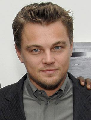 Leonardo DiCaprio at the New York premiere of Warner Bros. Blood Diamond