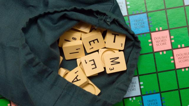 Scrabble Tile Points System Challenged