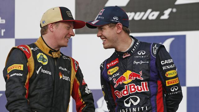 Formula 1 - Vettel would've welcomed Raikkonen