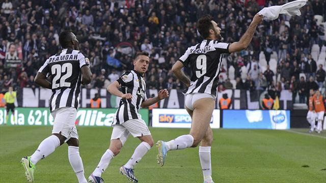 Serie A - Vucinic: Don't question my desire
